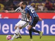 """Bóng đá Ý - Inter - Juventus: Đúng chất """"kinh điển"""""""