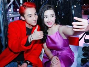 Ca nhạc - MTV - Dương Hoàng Yến nhí nhảnh bên Sơn Tùng