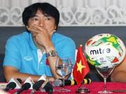 Bóng đá - HLV Miura một mình chống đỡ