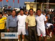 """Bóng đá Việt Nam - Công Phượng """"đá phủi"""": Hơn cả 1 trận biểu diễn"""