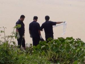 Tin tức Việt Nam - Phát hiện thi thể nam thanh niên nổi trên sông Đồng Nai