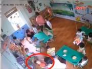 Video An ninh - Bạo hành trẻ em: Không lẽ bó tay?