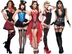 Thời trang - Thời trang Halloween biến đổi chóng mặt trong 100 năm