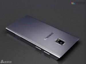 Dế sắp ra lò - Thiết kế độc và lạ của mẫu Samsung Galaxy S7 Edge
