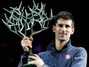 Thể thao - Djokovic và Paris Masters: Hãy đợi đấy, Nadal!