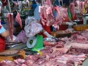Thị trường - Tiêu dùng - Phát hiện đồng loạt thịt, rau, thủy sản có hóa chất vượt ngưỡng