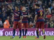 Bóng đá - BATE Borisov – Barca: Gánh nặng trên vai Neymar