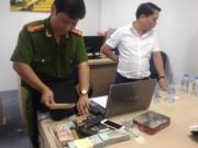 An ninh Xã hội - Bộ Công an lại đánh úp sàn vàng lậu tại TP HCM