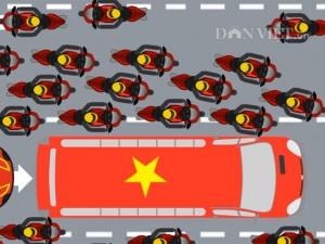 Clip: So sánh giao thông Việt Nam  & amp; Mỹ (P.2)