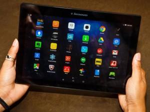 Thời trang Hi-tech - Lenovo Tab 2 A10-70: Màn hình hiển thị tốt, giá rẻ