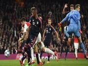 Cup C1 - Champions League - Neuer từ người hùng hiệp 1 hóa tội đồ hiệp 2
