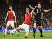Bóng đá - Arsenal - Bayern Munich: Sai lầm chết người