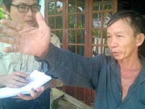 An ninh Xã hội - Ngăn cản khai thác cát, người dân bị dọa giết