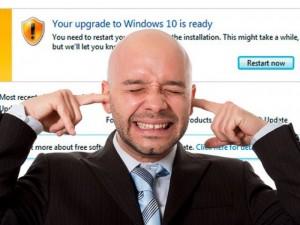 Máy tính để bàn - Microsoft ép buộc máy tính Windows 7/8 phải lên Windows 10