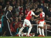 Bóng đá - Arsenal hạ Bayern: Cái tay Giroud, cái đầu Wenger