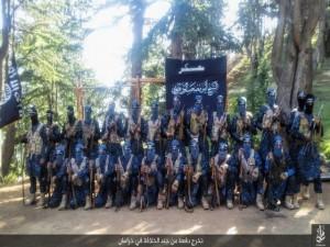 """Afghanistan: IS tung ảnh """"học viên"""" tốt nghiệp khóa đầu tiên"""