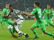 Bóng đá - Juventus – M'gladbach: Nỗ lực bất thành