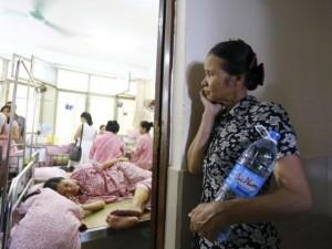 Tin tức trong ngày - Kiểm điểm vụ chậm cấp nước cho Bệnh viện Phụ sản HN