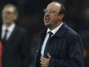 """Cup C1 - Champions League - Chia điểm, cả Blanc và Benitez cùng """"mãn nguyện"""""""