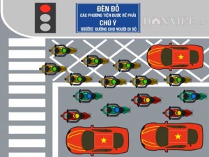 [Video] Thói xấu của người Việt khi tham gia giao thông (P.1)