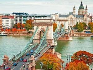Du lịch - 9 điểm đến lý tưởng cho chuyến du lịch châu Âu mùa thu