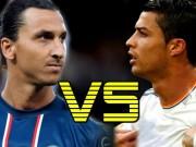 """Bóng đá - Ibrahimovic – Ronaldo: Hẹn """"cuộc chiến"""" ở Madrid"""