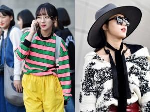 Thời trang bốn mùa - 6 xu hướng được giới trẻ Hàn ưa chuộng ngày đầu thu