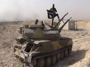 Thế giới - Bị không kích dồn dập, IS vẫn tấn công ác liệt