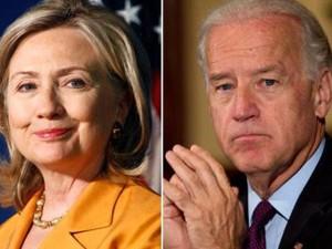 Joe Biden tuyên bố không tranh cử, Hillary trút được gánh nặng