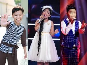 """Ca nhạc - MTV - """"Cậu bé nhà nghèo"""" sẽ là Quán quân The Voice Kids 2015?"""