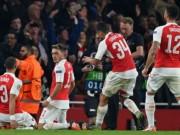 """Bóng đá Ngoại hạng Anh - Arsenal: Coi chừng sau """"bay cao"""" là ngã đau"""