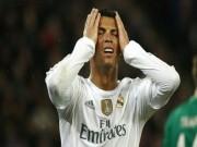 """Bóng đá - Ronaldo """"trầm cảm"""" trước cầu môn, Benitez lại... mừng"""