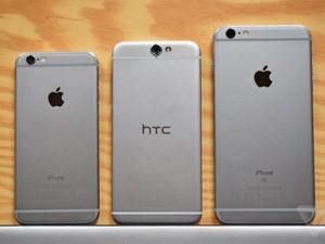 Sếp HTC tố  Apple mới là kẻ sao chép từ HTC