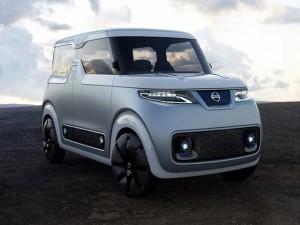 Ô tô - Xe máy - Nissan và Mitsubishi bắt tay phát triển minicar thế hệ mới