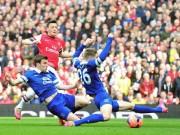 Bóng đá - Chi tiết Arsenal - Everton: Thần may mắn ngoảnh mặt (KT)
