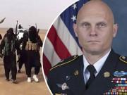 Thế giới - Đặc nhiệm Mỹ tử thương khi lao vào làn đạn IS cứu đồng đội