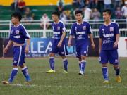 Bóng đá - Giải U21 Clear Men Cup: Dàn cầu thủ trẻ bầu Đức thua sốc