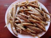 Ẩm thực - Tuyệt ngon món cá còm kho nghệ
