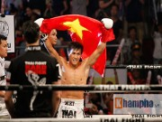 Thể thao - Duy Nhất đả bại võ sĩ Pháp trên sàn Thai Fight