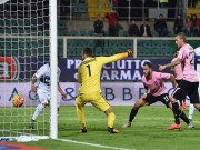 Bóng đá - Palermo – Inter Milan: 90 phút không thể ngồi yên