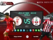 Bóng đá - Liverpool - Southampton: Cận kề hiểm nguy