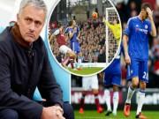Bóng đá - Chelsea: Cơn bĩ cực đỉnh điểm của Mourinho