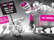Thị trường - Tiêu dùng - Chưa vào TPP, đã 'bị buộc'quay lưng với hàng nội