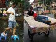 Những hình ảnh kỳ quặc chỉ có ở Việt Nam