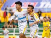 Bóng đá - Giải U21 Clear Men Cup: Hà Nội T&T rộng cửa vào bán kết