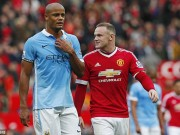 Bóng đá Ngoại hạng Anh - MU - Man City: Quá ngưỡng chịu đựng