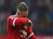"""Bóng đá - Phong độ kém, Rooney """"buồn thiu"""" mừng sinh nhật"""