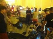 Video An ninh - Clip: Tai nạn trong hầm Kim Liên, 2 người thương vong