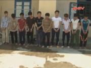 Video An ninh - Bắt tạm giam 20 hung đồ đánh chết Trung úy công an
