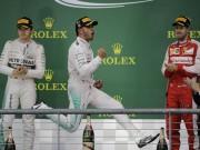 Thể thao - BXH United States GP: Ngày trọng đại của Hamilton